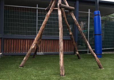 Tee Pee Structure