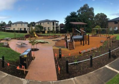 Melissa Street Reserve, Mount Waverley